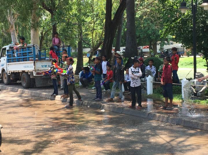"""Celebrating Khmer New Year """"Soursadei Chnam Thmey"""""""